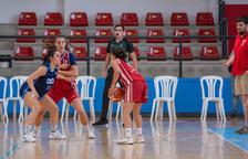 Derrota contundente del CB Lleida en su debut