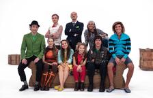 Los principales personajes del programa 'La família del Super3'.
