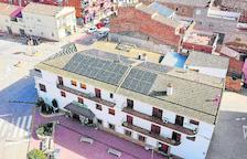 Vallfogona de Balaguer combat la pujada de la llum amb panells solars