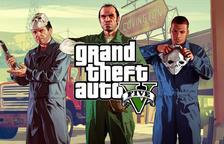 GTA V: El joc més venut a Espanya durant el 2021