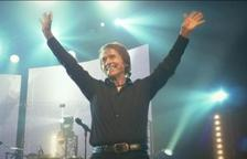 El cantante Raphael logró actuar en Rusia, en plena Guerra Fría.
