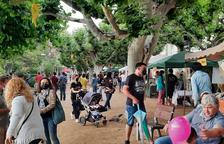 La Fira es va celebrar al parc del Terrall de les Borges Blanques.