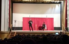 El teatre torna al cine del Pont després de la cessió al consistori