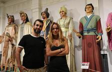 Los  autores estuvieron el miércoles en Lleida presentando el libro.