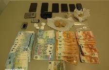 Detinguts un home i una dona per traficar amb cocaïna i heroïna a Vielha