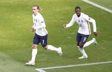 Dembélé deixa l'Eurocopa i pot estar dos mesos de baixa