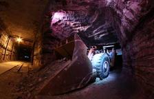 Les mines de Mequinensa, en una guia turística estatal