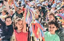 L'institut escola Torre Queralt va organitzar una cerimònia de comiat amb balls, premis i moltes ganes d'estiu.