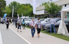 Fira de Sant Josep acogió 172 ventas de coches por 5 millones