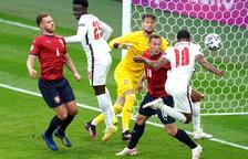 Anglaterra acaba campiona de grup