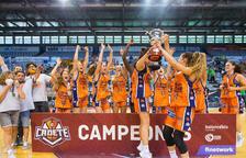 Lleida corona al Valencia