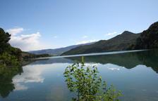 La CHE decidirá si la presa de Sossís es navegable