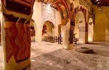 Ja es poden visitar virtualment les esglésies de la Vall de Boí