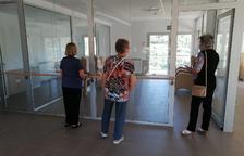 Puertas abiertas en la residencia de mayores de Cervià