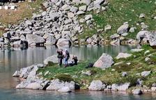 Denuncias por pesca ilegal en el Parc del Alt Pirineu y Aigüestortes
