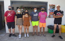 Un pueblo de Lleida opta por contratar a 8 jóvenes del municipio para llevar la gestión de las piscinas