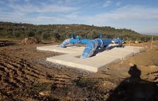 El Segarra-Garrigues suma 725 ha de regadío en Castelldans de más de 150 agricultores