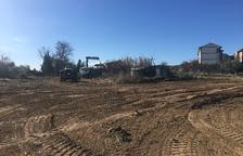 El pleno debate la cesión de terrenos para construir la residencia comarcal