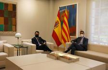 Aragonés anuncia que la Taula de Diàleg es reunirà a Barcelona el 13 de setembre