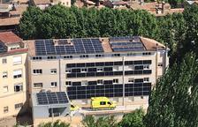 Colocan 200 placas solares en el Centre Sanitari
