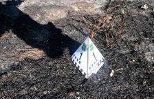 El foc d'Alfarràs el va causar una burilla que van llançar a l'N-230