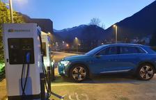 Puntos de carga en Bellver para coches eléctricos