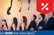 Anaïs Oliveras & Ensemble La Clementina al FeMAP 2021
