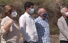 Lliuren a familiars les restes d'un soldat de l'exèrcit franquista recuperades a la fossa del Soleràs