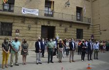 Prisión para el hombre que asesinó a su exmujer a navajazos en Barbastro