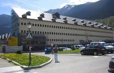 Geotermia en el Palai de Gèu y el instituto de Aran