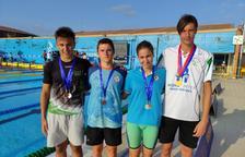 Ocho medallas más para Lleida