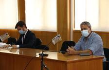 El acusado de prender fuego a su casa por una disputa conyugal en Valls llega a un acuerdo para evitar la prisión