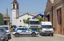 Un home mor a Vila-sana al bolcar el carretó que conduïa