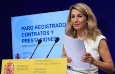 Díaz dona per segur prorrogar de nou els ERTO després del setembre