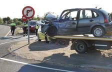 Mor una dona ferida en l'accident del 8 de juliol a Vallfogona de Balaguer