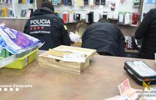 Desarticulados tres clanes que distribuían cocaína, heroína y marihuana desde Balaguer