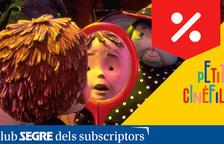 Cinema per als petits al CaixaForum Lleida