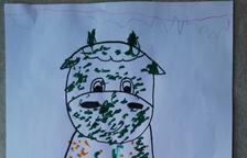 El concurs de dibuix 'La vaca de l'Esbaiola't' ja té guanyador