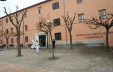 Imagen de la residencia el pasado diciembre.