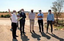 El Algerri-Balaguer propone captar agua desde Pinyana