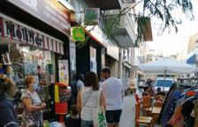 Alcarràs celebra la festa del seu comerç amb quinze establiments