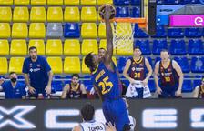 El Força Lleida cierra la cesión de Badio y Marcos, del Barça