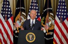 """Biden: """"No enviaré una altra generació a l'Afganistan"""""""