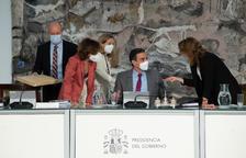 Terratrèmol al Govern central: se'n va Carmen Calvo i Nadia Calviño serà vicepresidenta primera