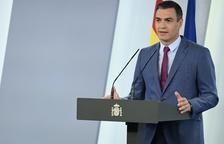 Sánchez presenta el seu