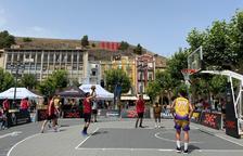 Balaguer, una de las sedes del Circuit Català 3x3