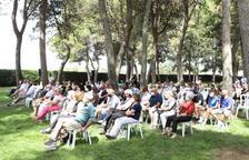 Balaguer homenajea con la ceremonia 'Silencis amb llum' a sus 110 vecinos fallecidos durante la pandemia