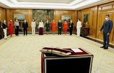 El nou Executiu es posa a caminar amb retrets d'algunes 'víctimes' de la remodelació
