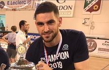 Mola jugará en Portugal y Llisa, con el campeón francés