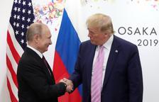 Uns documents suggereixen que Putin va interferir per portar Trump al poder